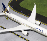 Gemini Jets United Airlines Boeing B787-9 Dreamliner N38950 1:200 Diecast Model G2UAL530