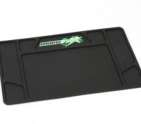 MultiStar Rubber R / C Work Mat (395 x 250mm)