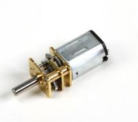Geborsteld Motor 15mm 6V 20000KV w / 150: 1 Ratio Gearbox