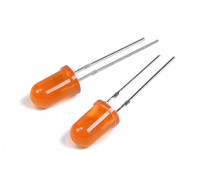 LED 5mm Oranje