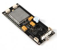 Oversky MUL Een Flight controller met OSD, Buzzer, VTX en Futaba RX SFHSS met VOB