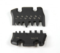 Ingenieur Inc. PAD-12s Verwisselbare Precision Die Plates