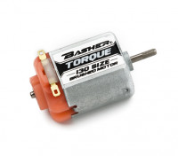 Basher Torque 130 Maat Brushed Motor (Orange)
