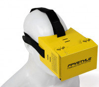 FPVSTYLE Kartonnen DIY FPV Headset (Kit)