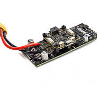 FlyColor 4-in1 30A ESC w / F3 filght Controller, VOB en de BEC