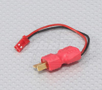 T-Connector - JST Vrouw in-line stroomadapter