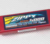 ZIPPY 4000mAh 2S1P 25C Car LiPoly (ROAR GOEDGEKEURD) (DE Warehouse)