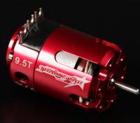 Turnigy TrackStar 9.5T Sensored borstelloze motor 4120KV (ROAR goedgekeurd)