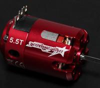Turnigy TrackStar 5.5T Sensored borstelloze motor 6075KV (ROAR goedgekeurd)