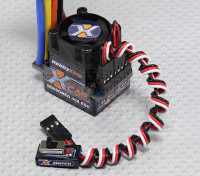 HobbyKing® ™ X-Car 45A borstelloze Car ESC (sensored / sensorless)