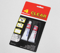 EV-804 / 20G 4 Min Clear Epoxy Glue