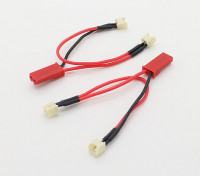 1.25 Molex Serial Adapter - Red JST Vrouw (2pc)