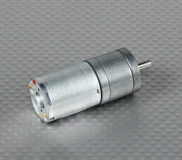 133RPM Brushed Motor w / 75: 1 Gearbox