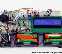 Educatieve LCD-scherm Electronics Training Kit