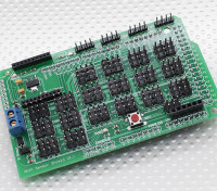 Kingduino Mega Sensor Expansion Shield V1.1