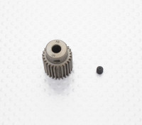 """Hard One"" 0.6M Geharde Helicopter Pinion Gear 5mm Shaft - 26T"