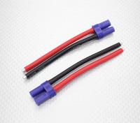 EC5 plug Vrouw 10AWG 10cm (2 stuks / zak)