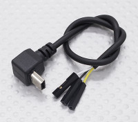 GoPro Hero 3 tot FPV Transmitter Lead - 200mm