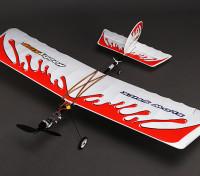 HobbyKing® ™ Slow Stick borstelloze aangedreven vliegtuig EPO / Carbon Fiber 1160mm (PNF)