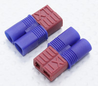 EC3 aan T-connector Battery Adapter Lead (2pc)