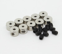 Landing Gear Wheel Stop Set Collar 6x1.1mm (10st)