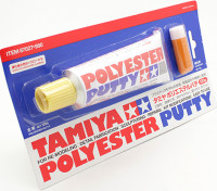 Tamiya Craft Polyester Putty (120g)