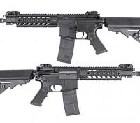 King Arms 516 CQB AEG (zwart)
