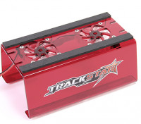 TrackStar Car Stand met Ventilatoren