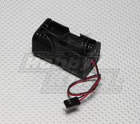 4 x AA batterijhouder (Rx Pack)
