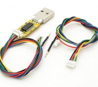 USB FTDI Flash Stick Micro en Mini MWC Flight controller met kabels (Multi Wii)