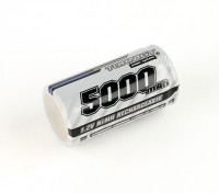 Turnigy Sub-C 1.2V 5000mAh High Power Series NiMH Single Cell