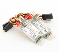 FrSky S.Port Om UART Converter (met 2 ADC Ports)