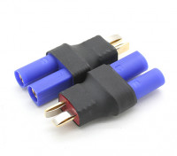 T-Connector-naar-EC5 Battery Adapter (2 stuks / zak)