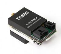 Skyzone FPV 5.8GHz 1500mW 32CH A / V verzenden (TX) Module TS800 RP-SMA