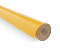 Afdekken Film Solid Amber (5mtr) 106
