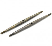TrackStar 1/10 Spring Steel Spanschroef M3x80 (2 stuks)