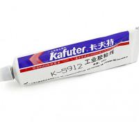 Kafuter K-5912 Industrial Strength Multi-Purpose Adhesive (zwart)