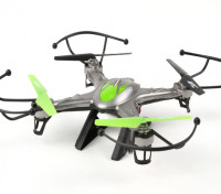 JJRC H9D 4CH 2.4GHz 6 Axis Quadcopter w / 2MP FPV Camera en LCD-scherm RTF