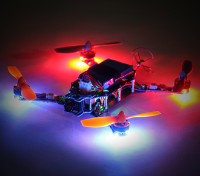 Hermit 145 FPV Drone w / Motors / ESC / Flight Controller / ontvanger (Kit) (Low Latency Version)