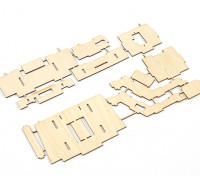 Durafly® ™ Tundra - Multiplex FPV Tray (Kit)
