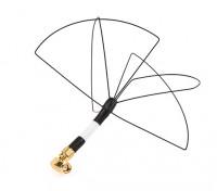 Circular Wireless Skew Planar Wheel antenne voor 1.2GHz Zenders (RHCP SMA)