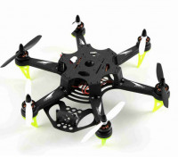 Spedix S250H Carbon Fiber FPV Racing Drone CC3D VOB Motor ESC Propellers (ARF)