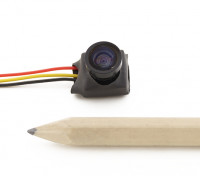 Mini CMOS FPV Camera 1/4 HD sensor lijn 600