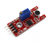 Keyes KY-038 Voice Sound Sensor Module voor Arduino