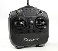 Quanum i8 8-kanaals 2,4 GHz AFHDS 2A digitale proportionele Radio System Mode 1 (zwart)