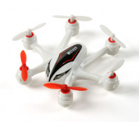 WLToys 2,4 GHz Mini 6-Axis Hexacopter w / Headless Mode (Mode 2) RTF