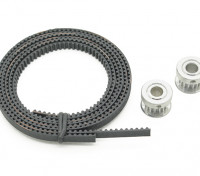 Turnigy Mini Fabrikator 3D-printer v1.0 Spare Parts - Distributieriem & Katrol