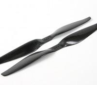 Dynam 14x5.5 Carbon Fiber Propellers voor Multirotors (CW en CCW) (1 paar)