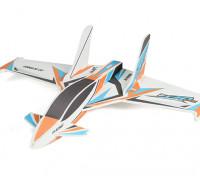 HobbyKing Prime Jet Pro - Glue-N-Go-serie - Foamboard Kit (oranje / blauw)