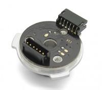 TrackStar V2 motor vervangen sensor met Bearing Set (9.5T-21.5T)